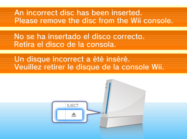 Datei:Wii Startup Disc - Incorrect Disc.png